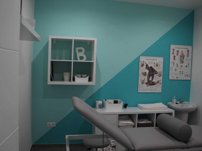 Sala Fisioterapia clinica Bailío