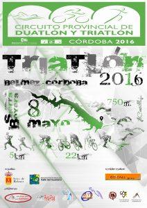 Triatlón Belmez-Córdoba 2016