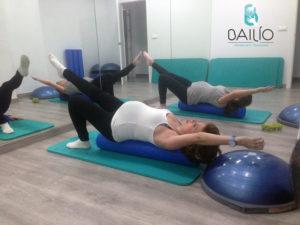 Pilates embarazo Grupo 2