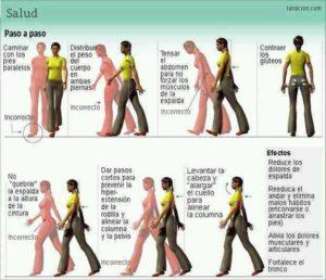 Como caminar