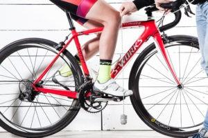 como ajustar la bicicleta