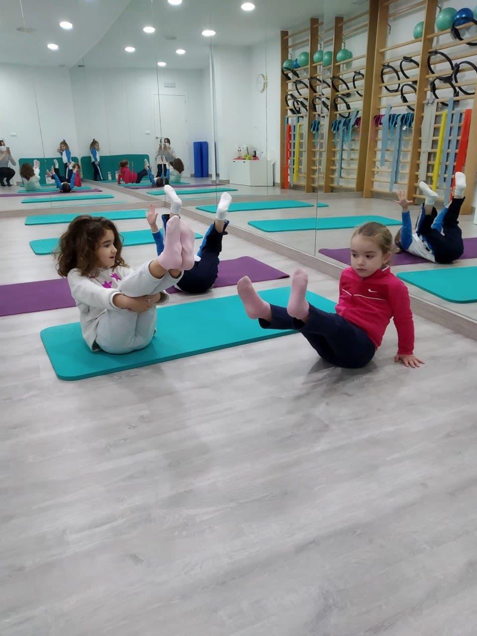 Clases de yoga infantil