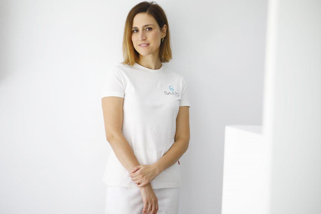 Rocío López fisioterapeuta