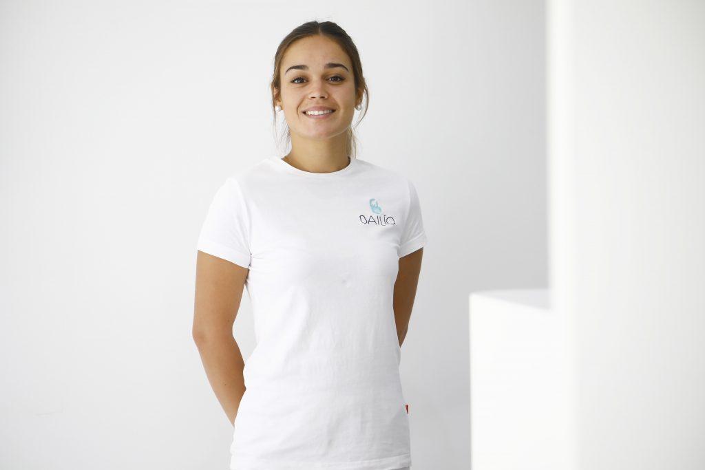 Maria Cerro fisioterapeuta