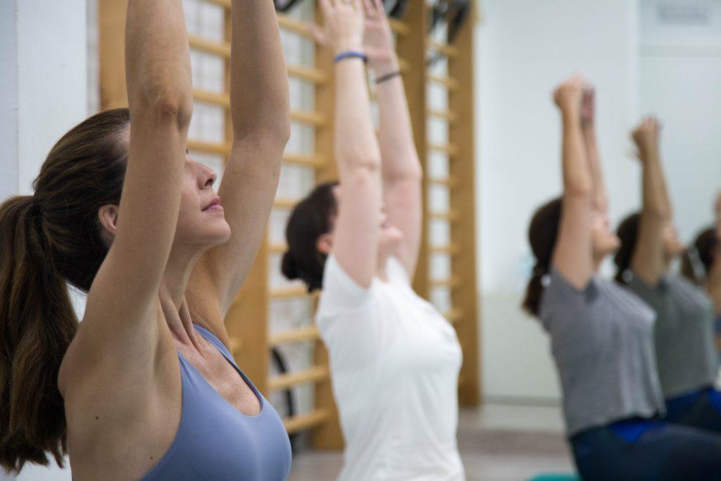 clases de Yoga en Clínica Bailío
