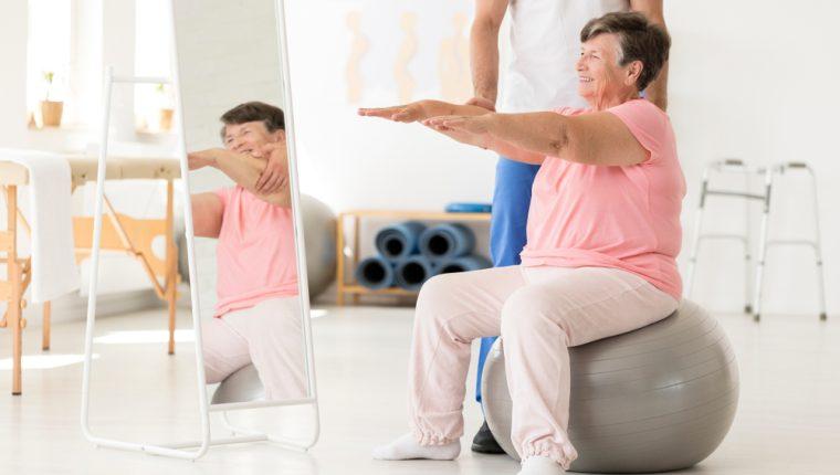 gimnasia para mayores