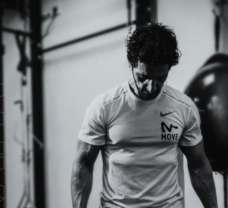 Rafael Ramiro Move Training House