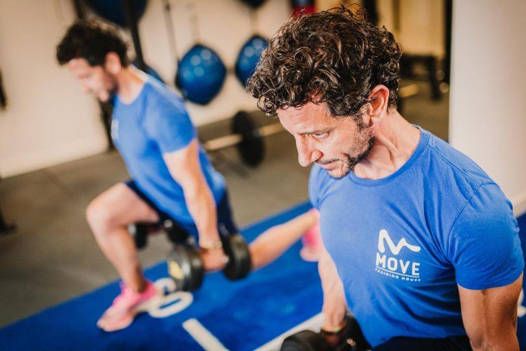 move training ramiro