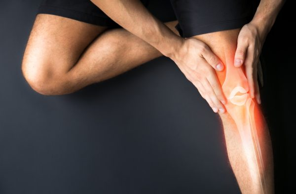 sesión de fisioterapia deportiva